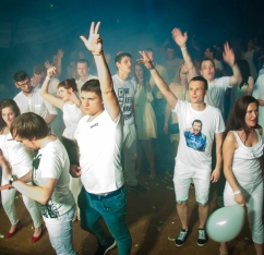 Record White Party от BARBADOS CLUB
