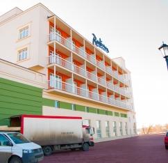 Конференция Теле-2 Radisson отель